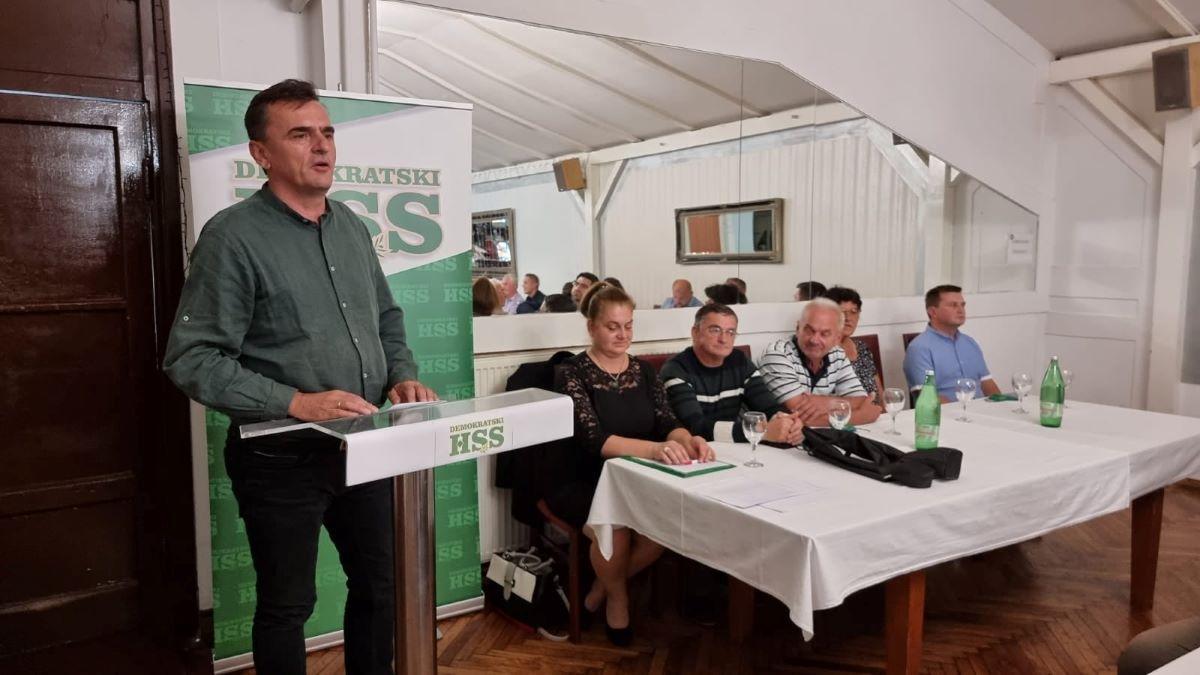 Demokratski HSS BBŽ izabrao novog predsjednika