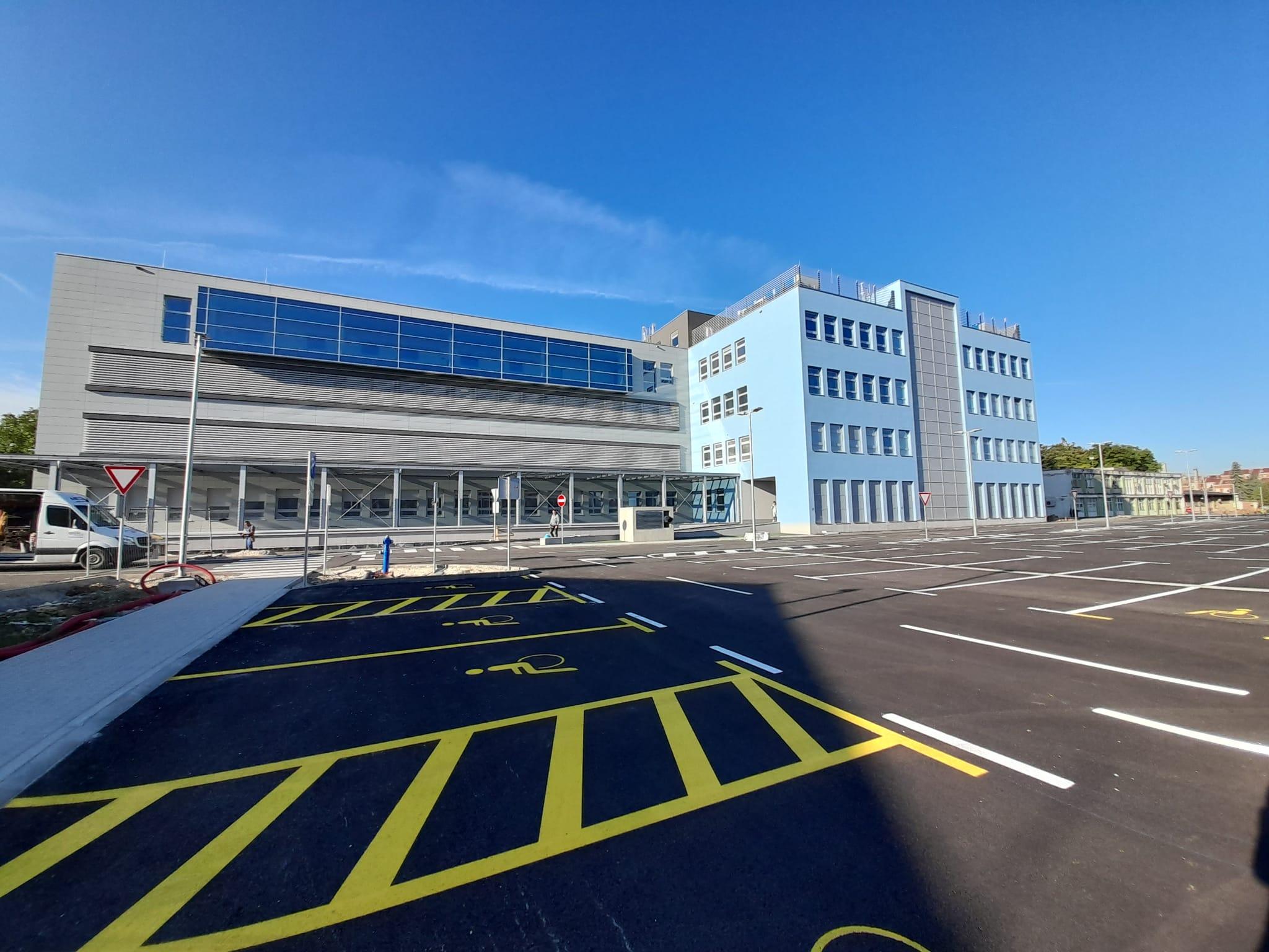 [FOTO] Nova bjelovarska bolnica pred završetkom