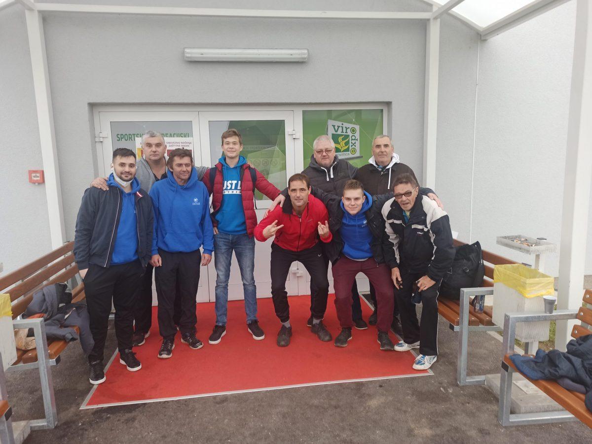 Sudjelovanje Stolnoteniskog  kluba Bjelovar  u proslavi Dana Grada Bjelovara