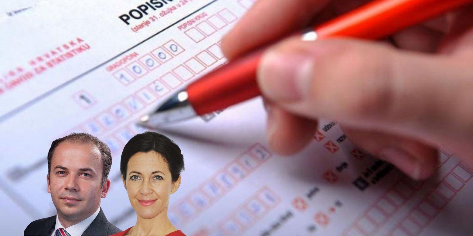 Novotni Golubić i Lukić otkrivaju zašto je novi popis stanovništva važan za nacionalne manjine