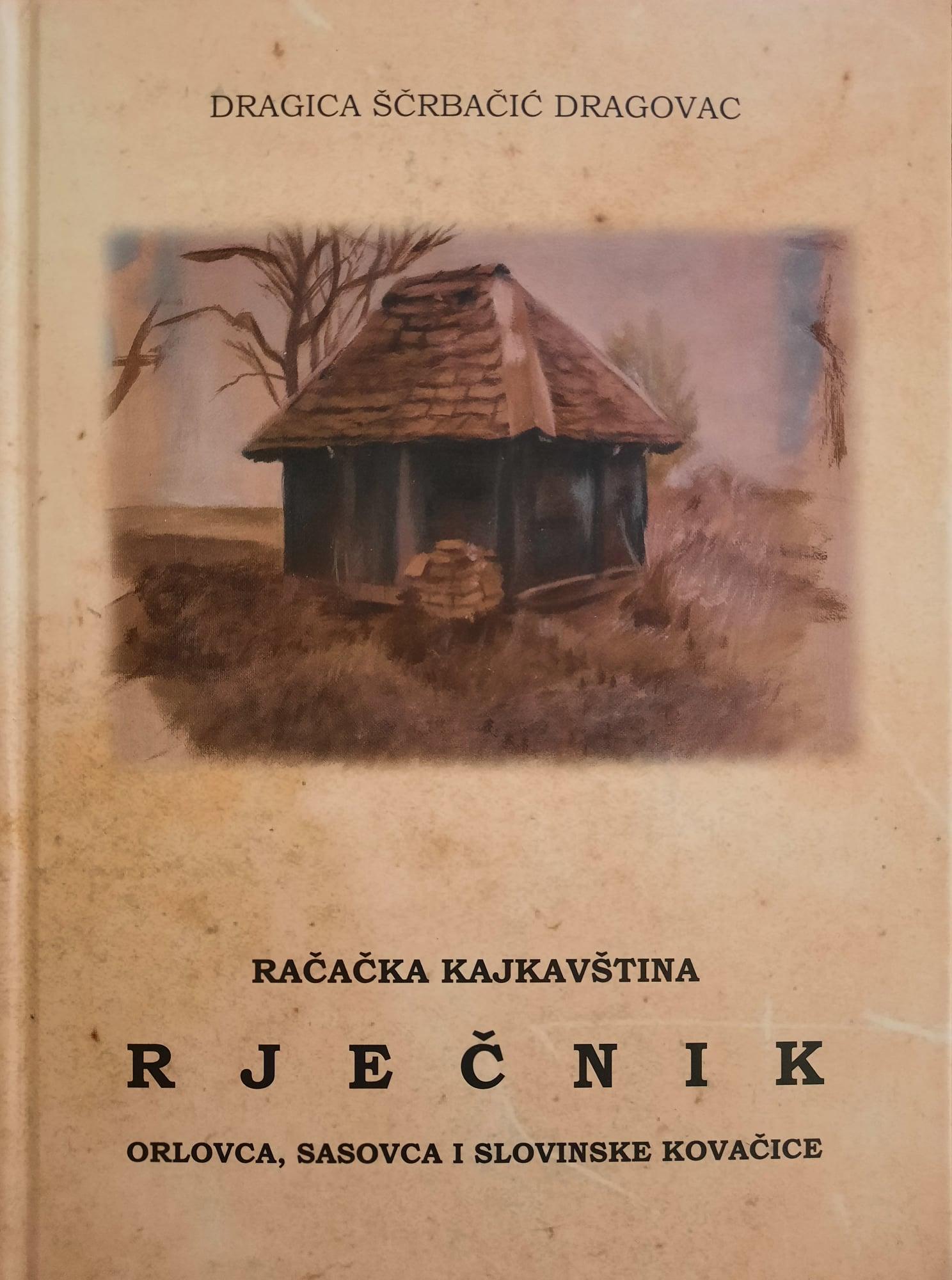 Iz ljubavi prema rodnom kraju rodio se rječnik koji otkriva svu ljepotu govora u tri račačka sela