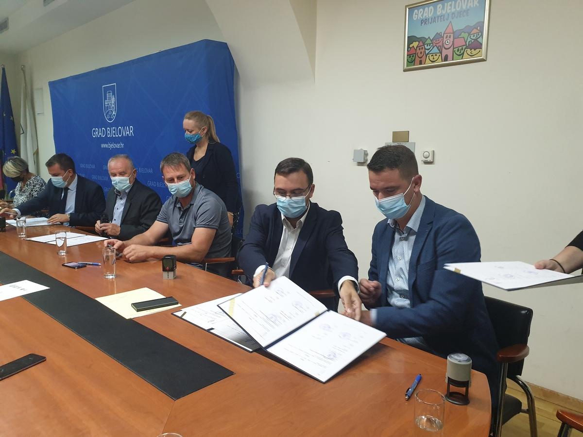 Udruženi Grad i četiri općine zajedno će raspolagati s milijunima eura iz EU