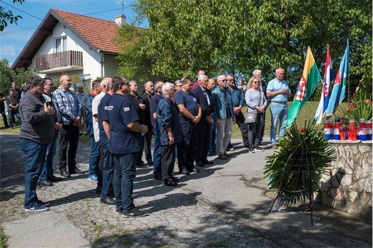 Sjećanje na stradanje prvog stradalog hrvatskog redarstvenika