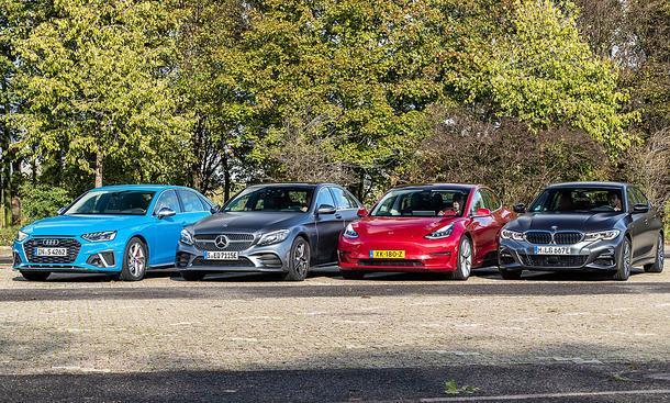 Nijemci kupili više Tesli nego BMW-a, Audija i Mercedesa