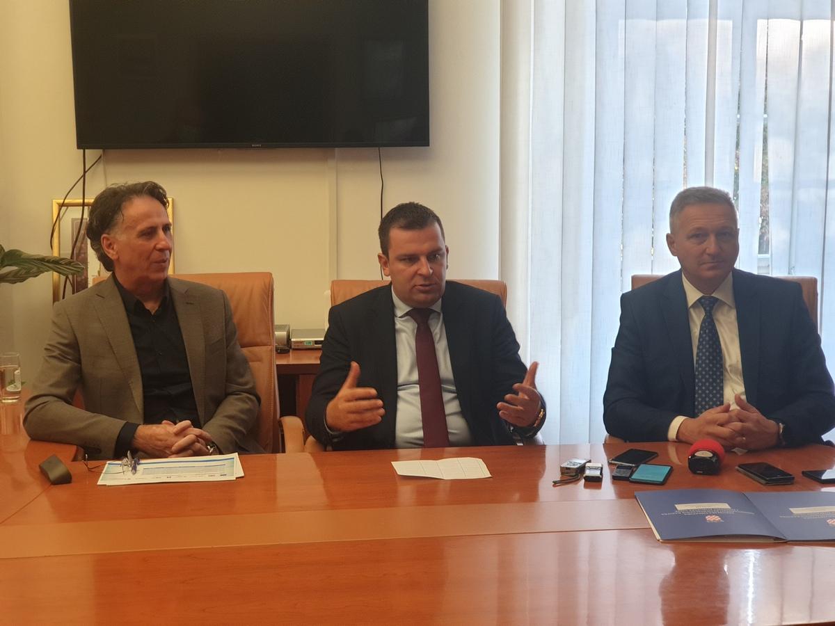 Državni tajnik u Bjelovar donio milijune kuna za nekoliko gradskih projekata
