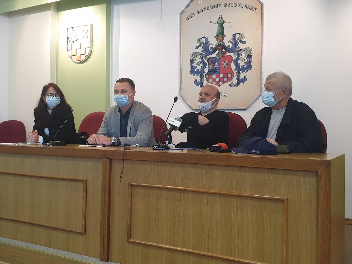 Župan obećao pomoći Udruzi slijepih u zapošljavanju i boljoj mobilnosti