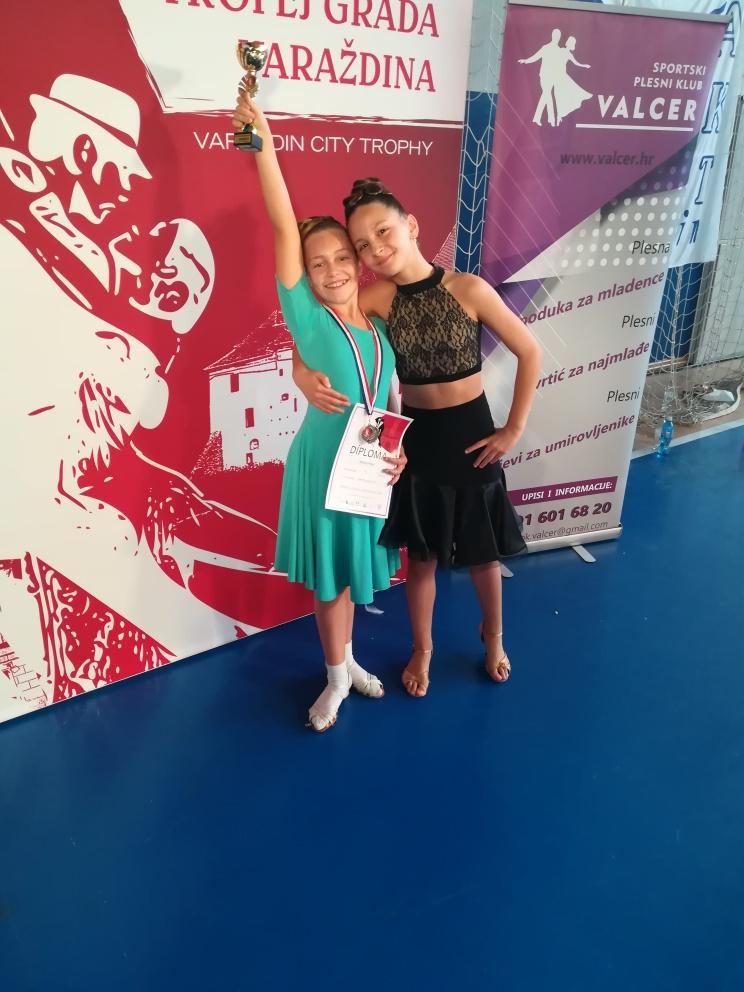 Bjelovarčani u berbi medalja u Varaždinu