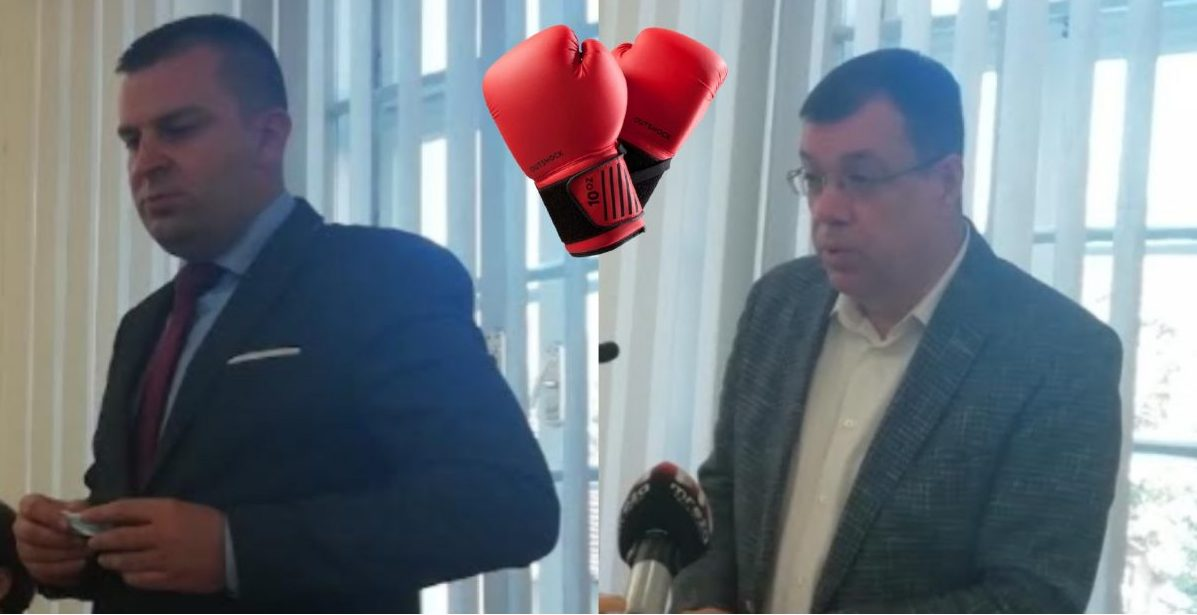 Bajs prozvao Hrebaka za podbačaj, ovaj mu poručio: Vi ste kralj trošenja proračunskog novca!