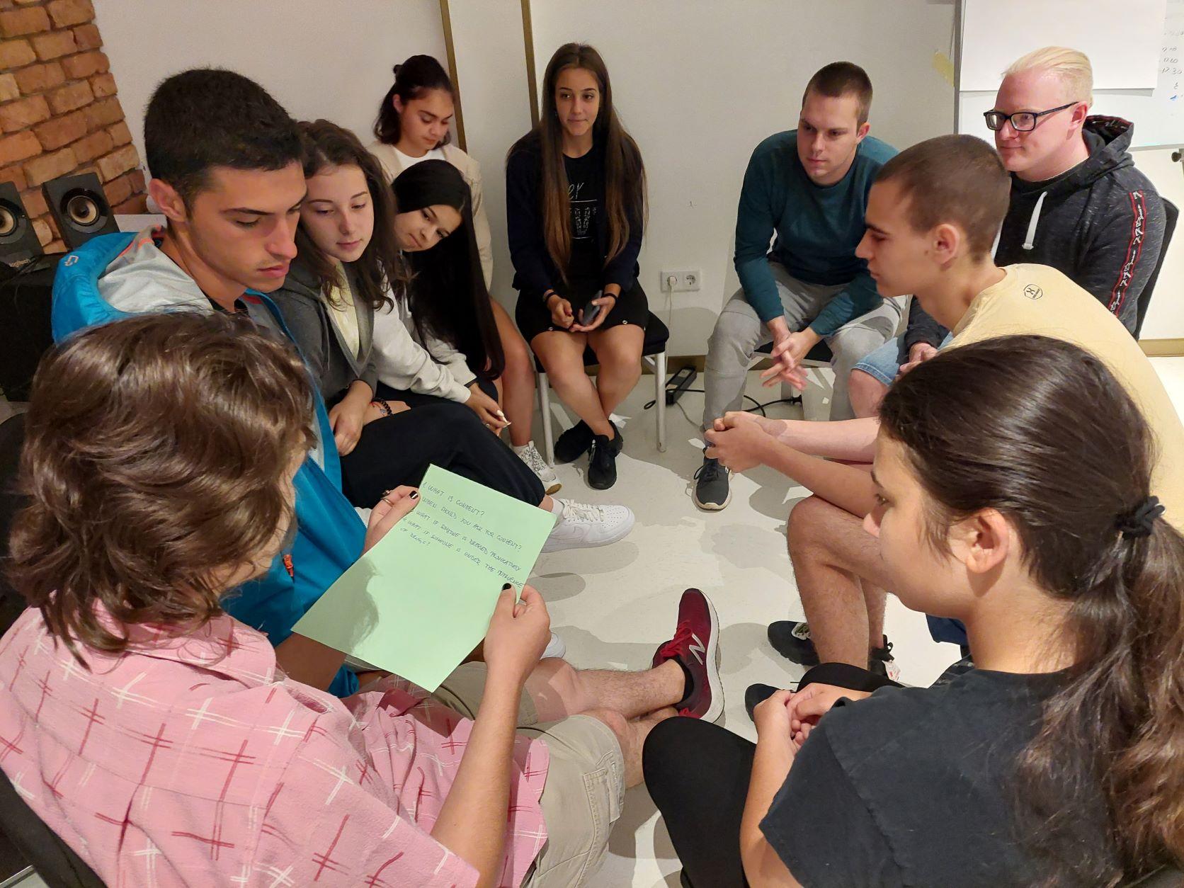 Mladi Bjelovarčani s kolegama iz Rumunjske i Bugarske učili o različitostima u društvu