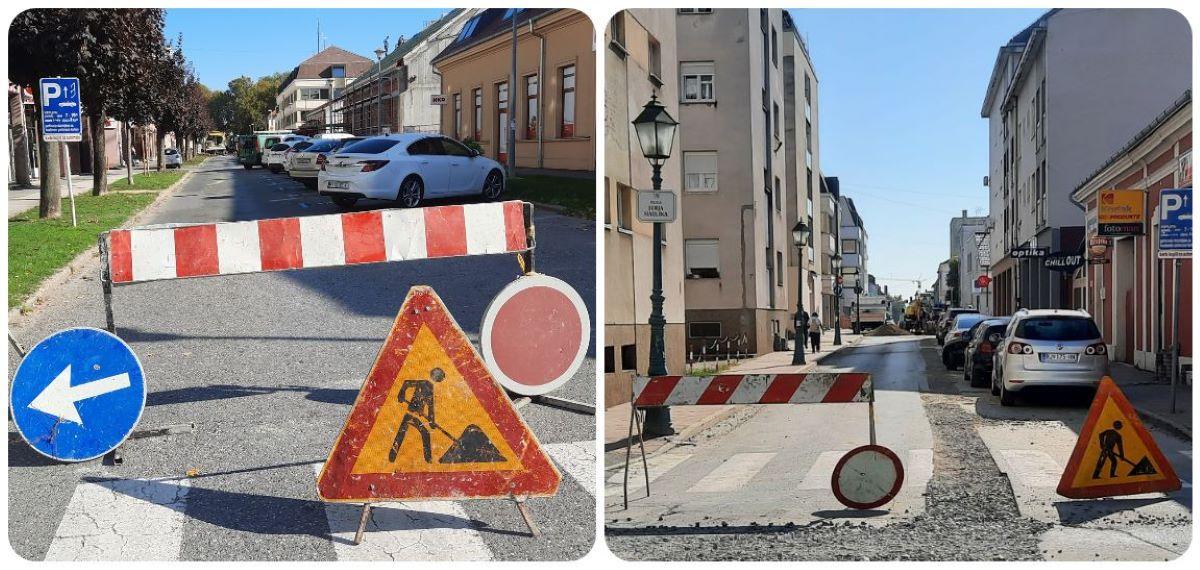 Prometni kaos u središtu grada – zatvorene žile kucavice