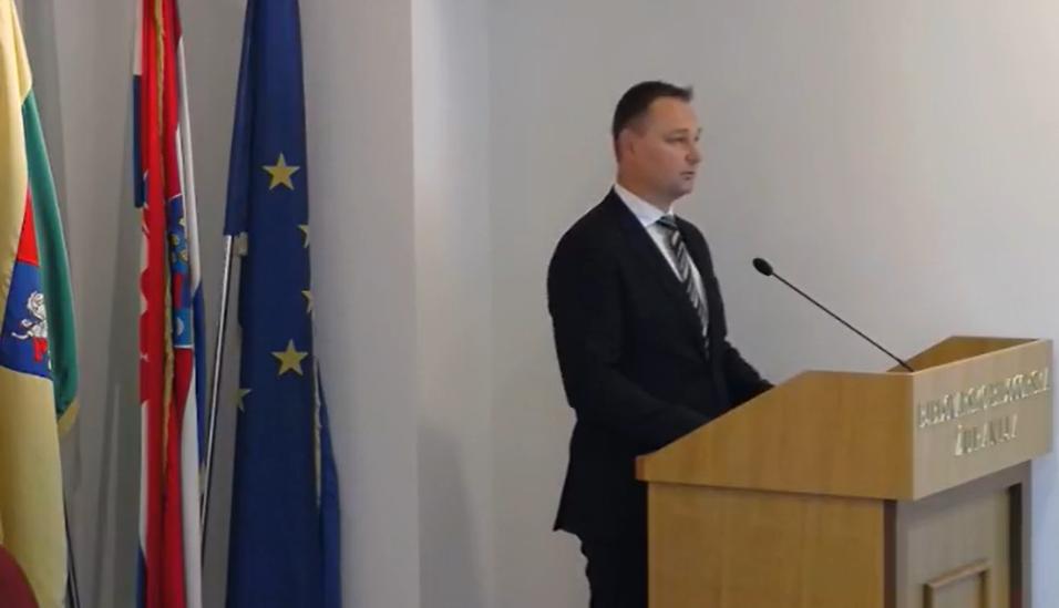 Novi skandal u ŽUC-u: S njihovog računa plaćana kampanja Damira Bajsa